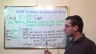 1Z0-897 – Java EE Exam Web Services Test Developer Questions