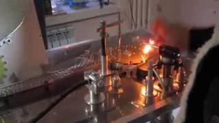Фильм 3, подготовка к работе станка Борджиа 6.5 (http://mypractic.ru)