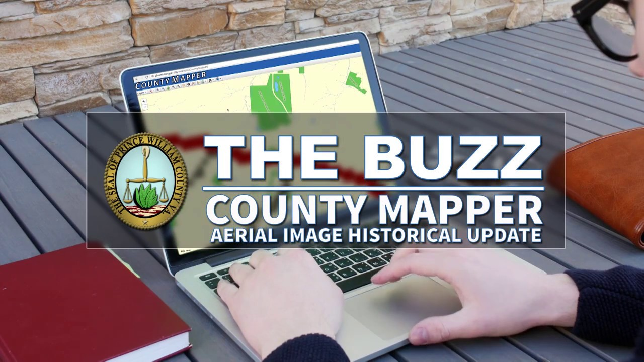 The Buzz: County Mapper Aerial Image Historical Update - YouTube