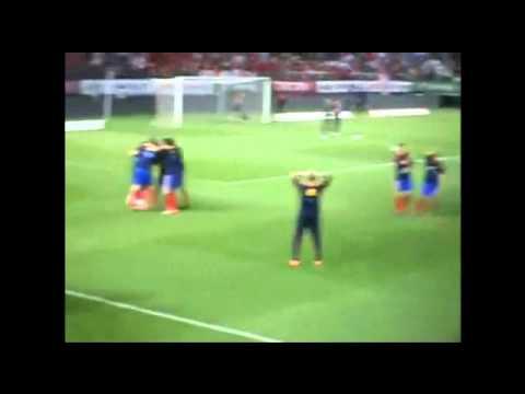 Juan Mata Owned Raul Albiol - Amazing...