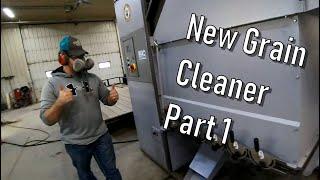Нова ферма іграшка - ГКС для очищення зерна Частина 1 - Уелкер ферми Inc