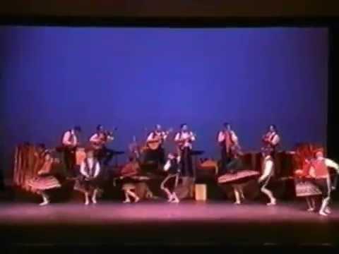 Danzas del Peru- Inca the Peruvian Ensemble , Concierto.Los Angeles ,California