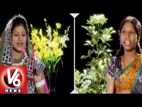 "Maatakari Mangli ""Janapadam"" With Karimnagar Folk Singer Padmavathi"