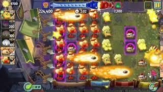 Plant Vs Zombie 2 mod full powe lr 1 million win
