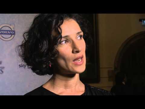 Indira Varma Ellaria Sand   Game of Thrones Season 4 Premiere