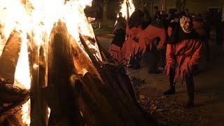 La 'Nit Bruixa' llega a Sa Pobla (Mallorca) por Sant Antoni
