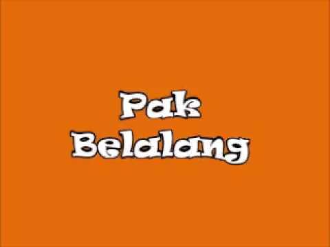 Dongeng dari Tanah Melayu Pak Belalang | Full Movie
