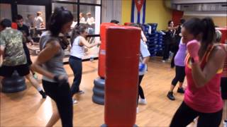 Fit @ BOXE - Third Act - Merdien Fitness Club 2014
