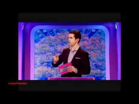 [HD] Big Fat Quiz 2010 - Noel Fielding nicknames Cheryl Cole.