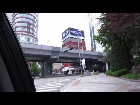 Taxi from Seoul Station to The Plaza Hotel