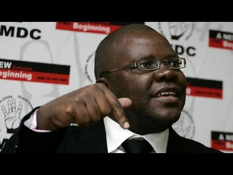 Zimbabwe arrests fleeing ex-finance minister at Zambian border