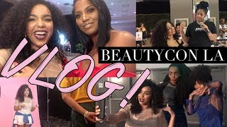 MY BEST VLOG YET!!! Beautycon LA | #LifeWithJade Ep. 20