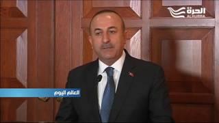 تركيا تؤكد استمرار عملية درع الفرات