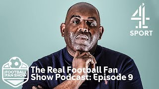 Robbie Lyle Discusses Jose Mourinho's Departure! | The Real Football Fan Show Podcast Ep 9