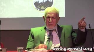 Prof.Dr.Cevat Akşit ile Gençlik Nimeti ve Modern Dünyada Gençliğin Temel Problemleri(15.12.2014)