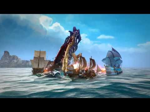 Trailer Pirate Storm: Gioco online gratis di Pirati