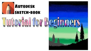 Autodesk sketchbook Tutorial guide for beginners | Best Digital Drawing App for Android and iOS |
