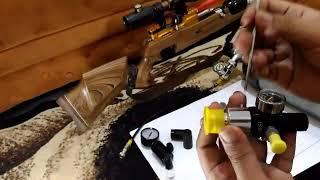 Setting regulator Paintball ou…