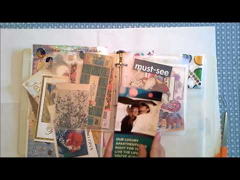 DIY Personal Flow Magazine Binder