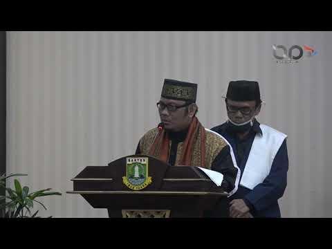 Pelantikan pimpinan wilayah ikatan da'i muda indonesia