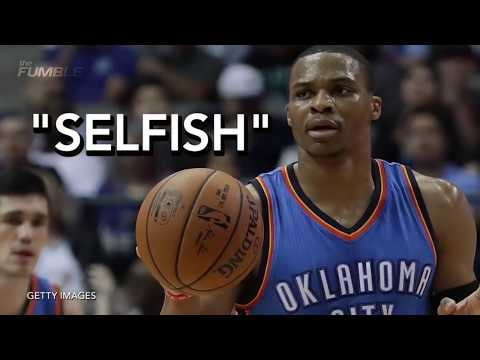 Russell Westbrook & Kevin Durant  Friends to Foes