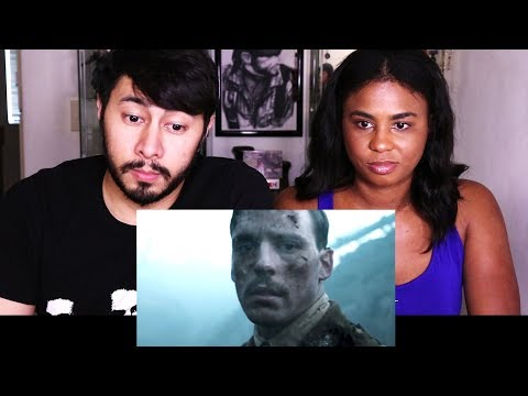 JOURNEY'S END | Paul Bethany | Sam Clafin | Trailer Reaction w/ Cortney