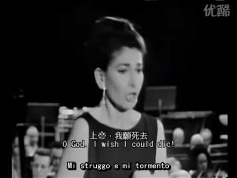 Maria Callas - O Mio Babbino Caro (1965)