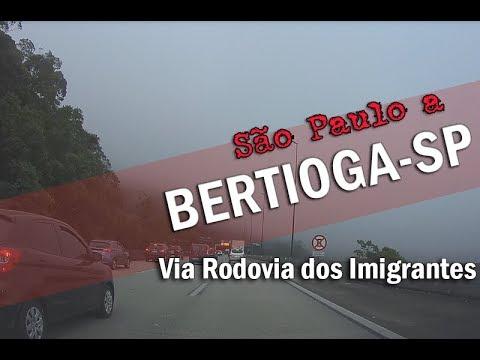 Em HD: São Paulo a Bertioga-SP via Rodovia dos Imigrantes(SP-160) , apartir do Morumbi Shopping