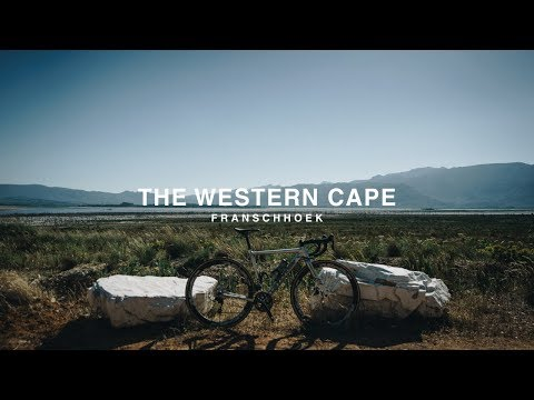 CYCLING IN THE WESTERN CAPE!