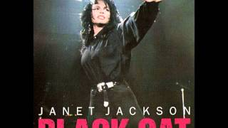 Janet Jackson Black Cat Male Version (Pitch Shift)