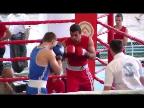 Рамиль Ахмедов (Днепр) - Андрей Данилевич (Львов) турнир Трестина Одесса 2016