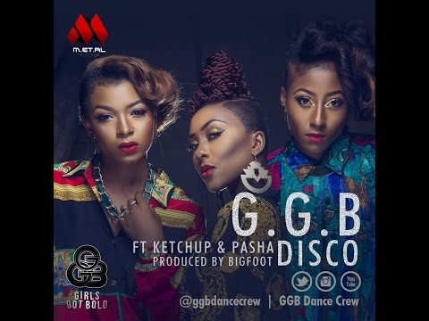 G.G.B - Disco Ft. Ketchup & Pasha