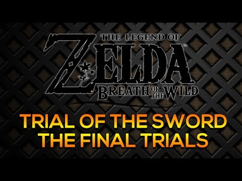 Zelda Breath of the Wild on PC | Trial of the Sword DLC | ALL FINAL TRIALS (1 HOUR+ CEMU GAMEPLAY)