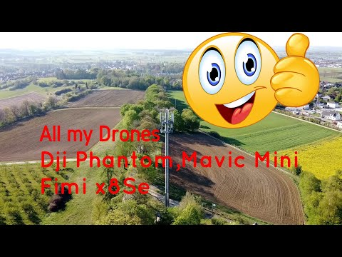 Фото Big Footage, Dji Phantom, Mavic Mini, Fimi x8 Se, Drone, Drohnenvideo, cool, GREAT FLY