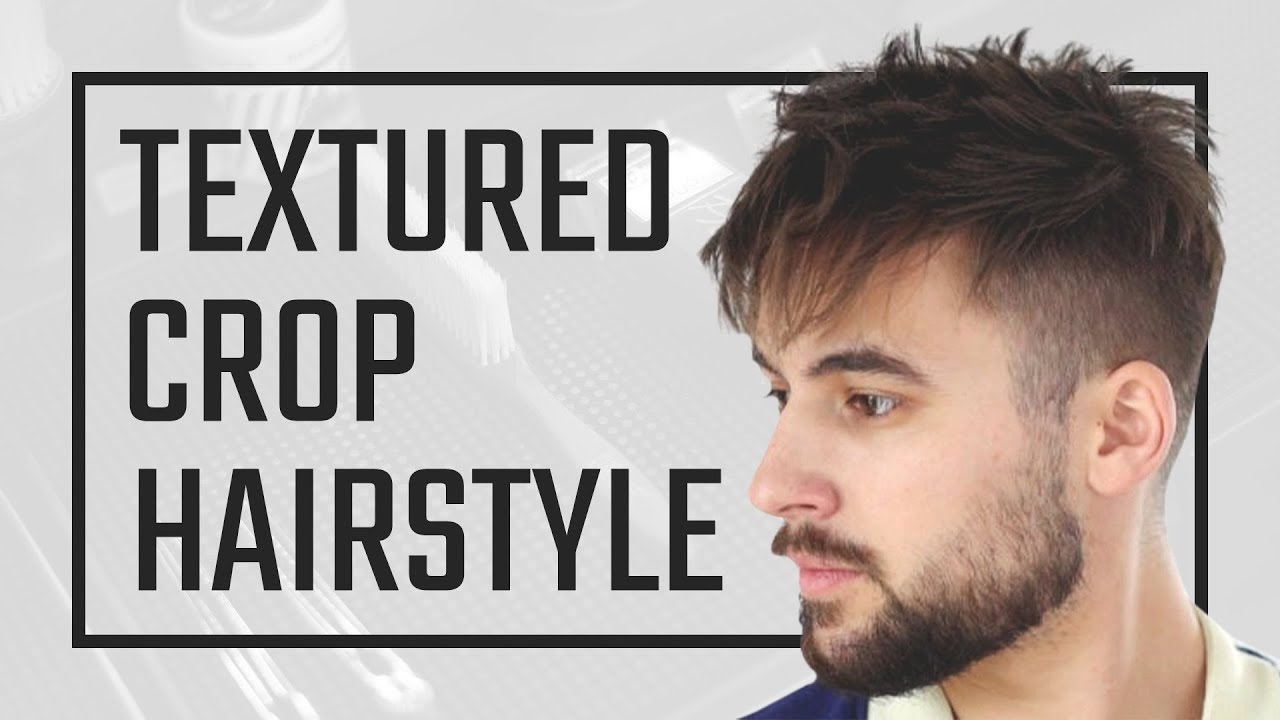 Mens Short Cropped Hairstyle 2019 Best Short Hairstyle For Men