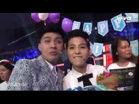 [Giọng Hát Việt Nhí 2016 - Liveshow 3] Livestream Happy Birthday - Vu Cat Tuong!