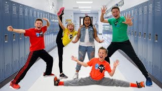 Being Awesome! Ninja Kidz Music Video