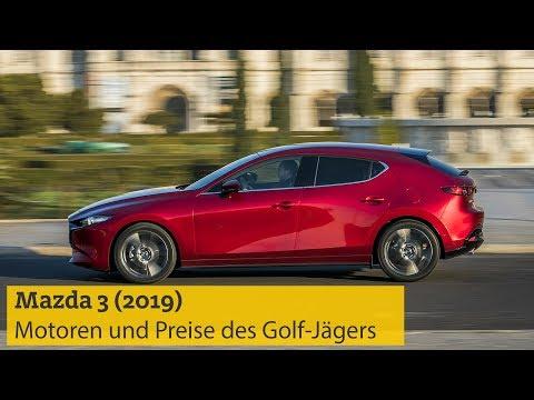 Mazda 3 (2019) – Motoren Und Preise Des Golf-Jägers | ADAC