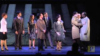 "Highlights From ""Merrily We Roll Along"" at City Center Encores!  Part 2"