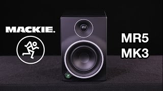 zZounds.com: Mackie MR5mk3 Powered Studio Monitor
