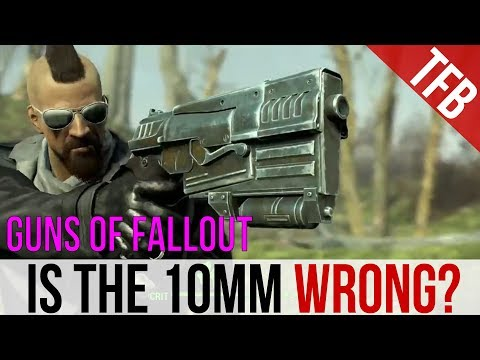Real Guns Of Fallout: Did They Get The 10mm Wrong? thumbnail