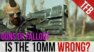 Real Guns Of Fallout: Did They Get The 10mm Wrong?