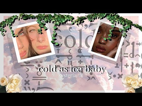 ❝cold-as-ice-baby❞-utmost-clear-skin-subliminal-[strong-+-detailed]
