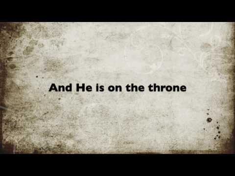 God is on the Throne - Steven Curtis Chapman Cover