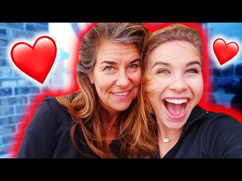 DATING ADVICE WITH MY MOM!!