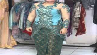 Model Kebaya Muslim Modern Untuk Orang Gemuk By Kamal Kadir