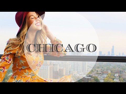 TRAVEL DIARY || CHICAGO 2016
