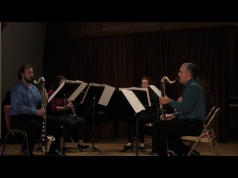 SIU Clarinet Studio 11-4-17