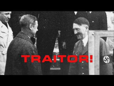 The UK's Nazi King Edward VIII, Duke of Windsor: Traitor & Enemy of Britain. (Part 2)