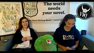 NaNoWriMo Virtual Write-In: 11/04/15